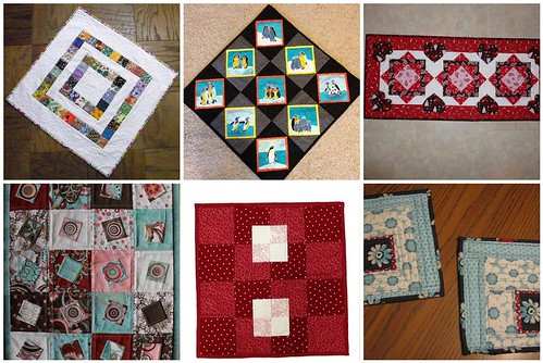 Project QUILTING Square in a Square Challenge - A Closer Look part 5