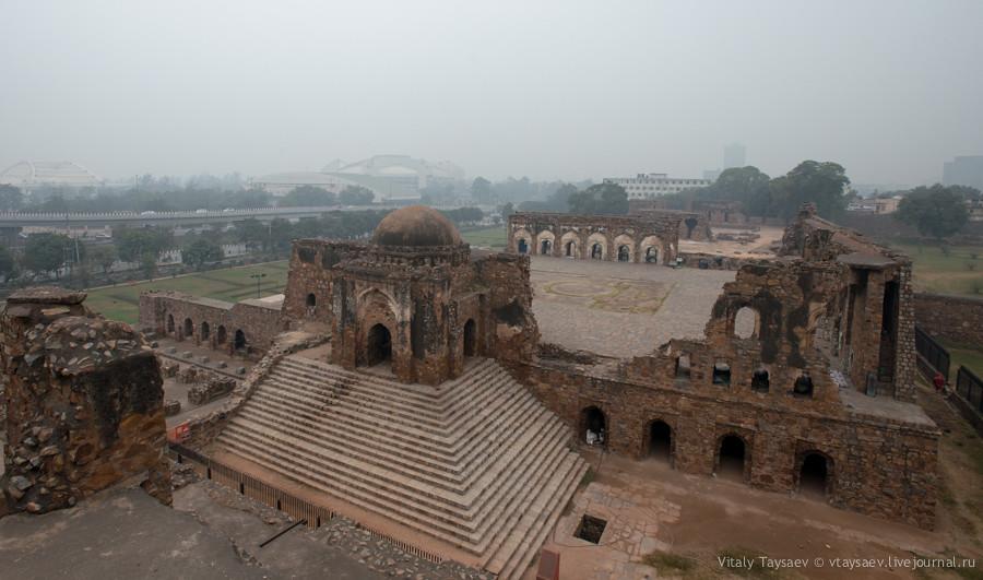 Feroz Shakh Kotla, Delhi