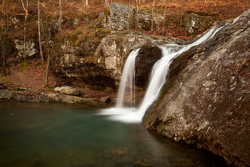 park winter lake hot creek canon lens landscape photography eos waterfall state zoom mark clayton wells falls catherine ii springs 5d arkansas usm ef 1740mm januray f4l 2013 img0140