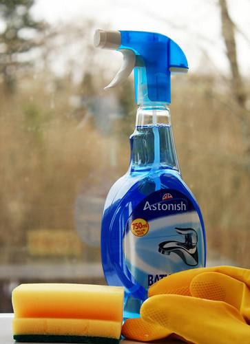 Spray bottle by Helen in Wales
