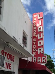 Great Neon Sign Overtown