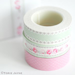 GreenGate washi tape