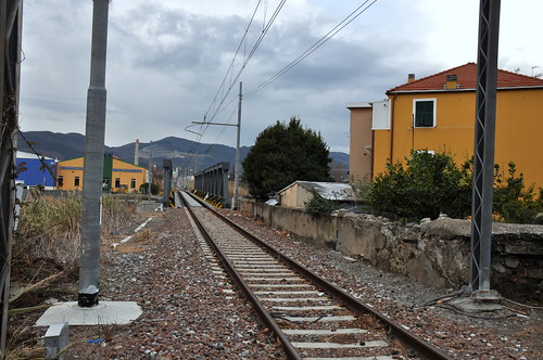 Railway to Vado Ligure