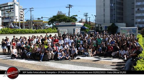 30ª Saída Fotocultura: Pompéia + 3º Foto Escambo Fotocultura em 02/02/2013
