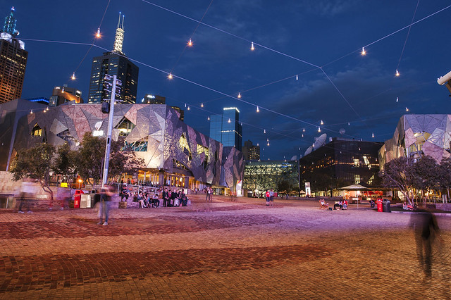The Westin Melbourne—Federation Square