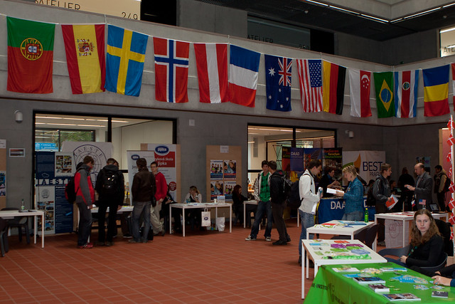 ISC Study Abroad Fair Fall 2011