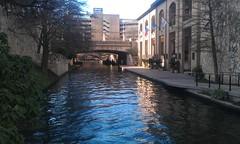 Riverwalk again, Tuesday afternoon