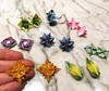 Making origami for jewelry #morigami #origami #jewelry