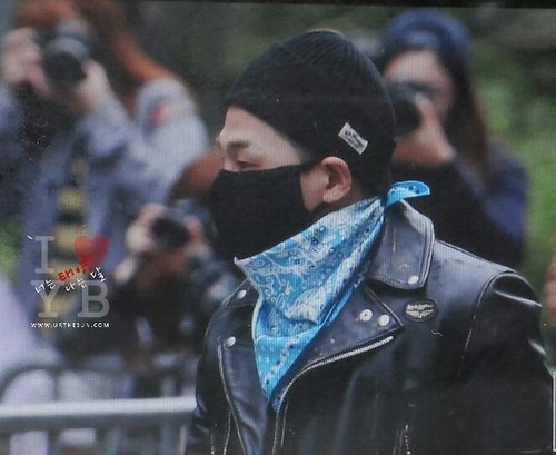 Big Bang - KBS Music Bank - 15may2015 - Tae Yang - Urthesun - 03