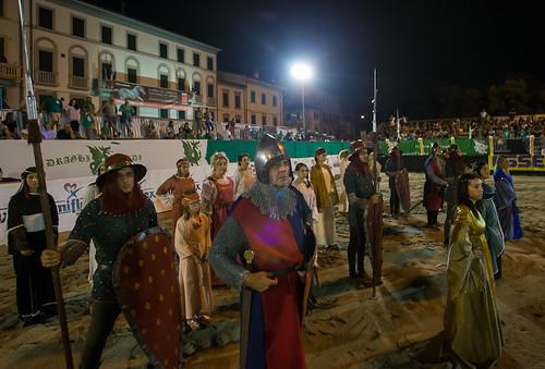 Palla Grossa: Verdi contro Azzurri