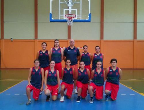 Sènior Femení Lliga Valenciana 2016