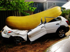 accident, automobile, automotive exterior, window, yellow, wheel, vehicle, automotive design, bumper,