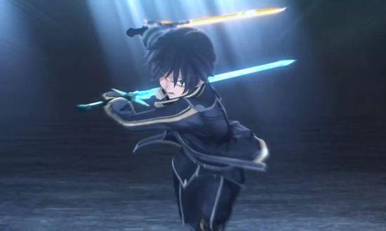 Divulgado Novo Vídeo de Sword Art Online Infinity Moment!