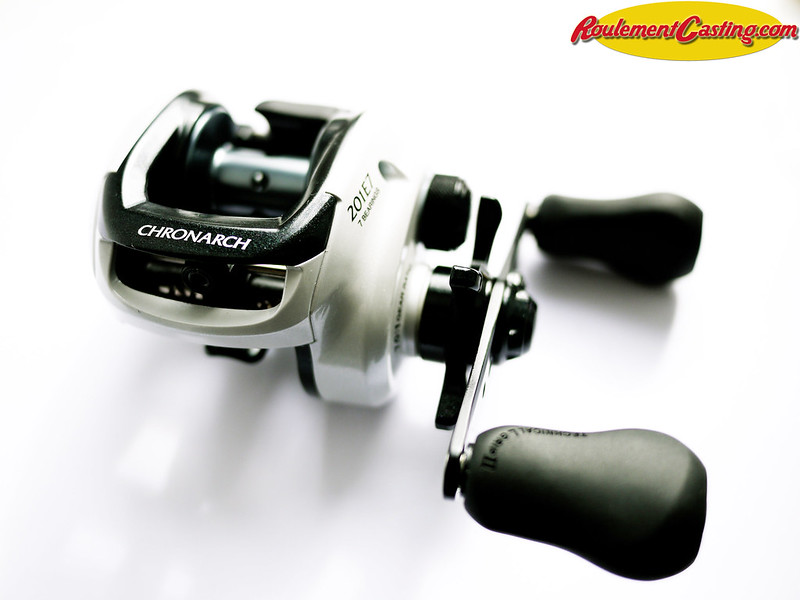 Shimano Chronarch 201E7 BocaBearings 17
