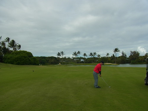 Kauai Lagoon Golf Club 390