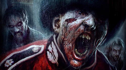 ZombiU: Gameplay Trailer Features Tower of London