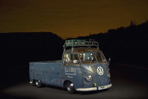 VW T1 Pritschenwagen by Wutzman