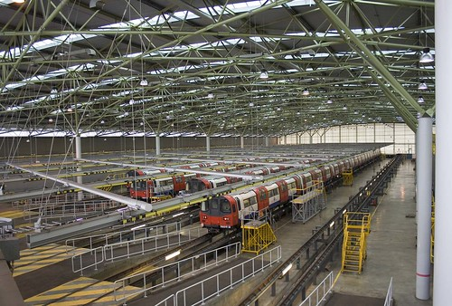 Stratford Market Depot