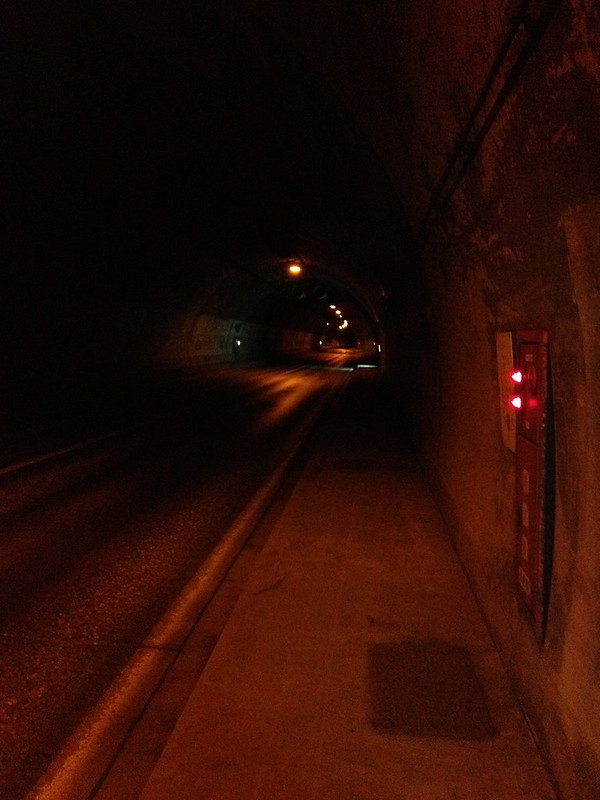 外沢トンネル その3