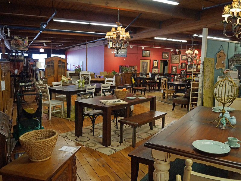 Classic Home Antique Portland Furniture Store 1805 Se M L King Blvd Portland Or Bag The Web