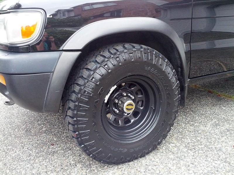 Max Tire Size Vs Lift Kit Used Vs Custom Or Oe Wheels