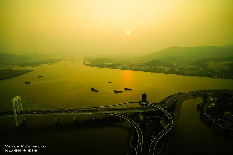 Macau 澳門旅遊塔