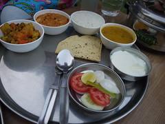 vege thali