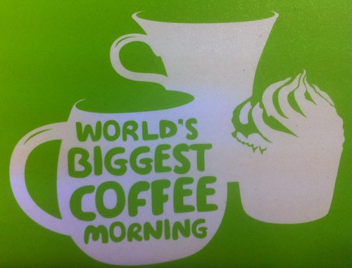 Macmillan Coffee Morning 2012 by thedropinn