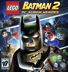 Lego Batman 2 The Movie