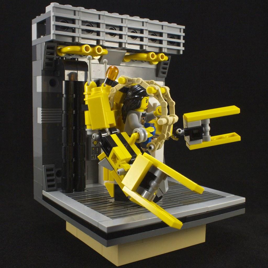 Lego Power Loader - 4