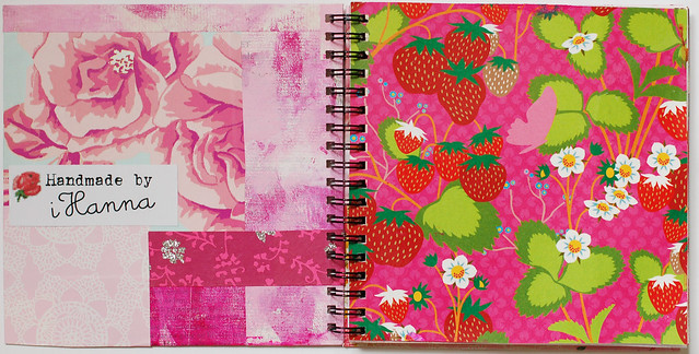 Pink Smart Journal (inside front cover)