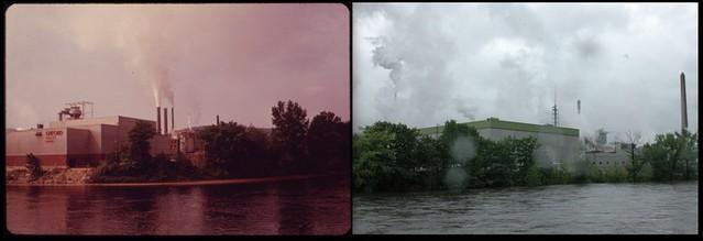 Androscoggin river me 1973 2012