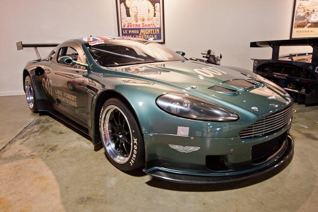 Race Aston
