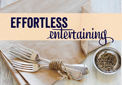 10. effortless entertaining