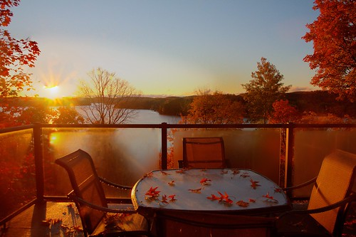 sunset fallcolors deerhurst davemather