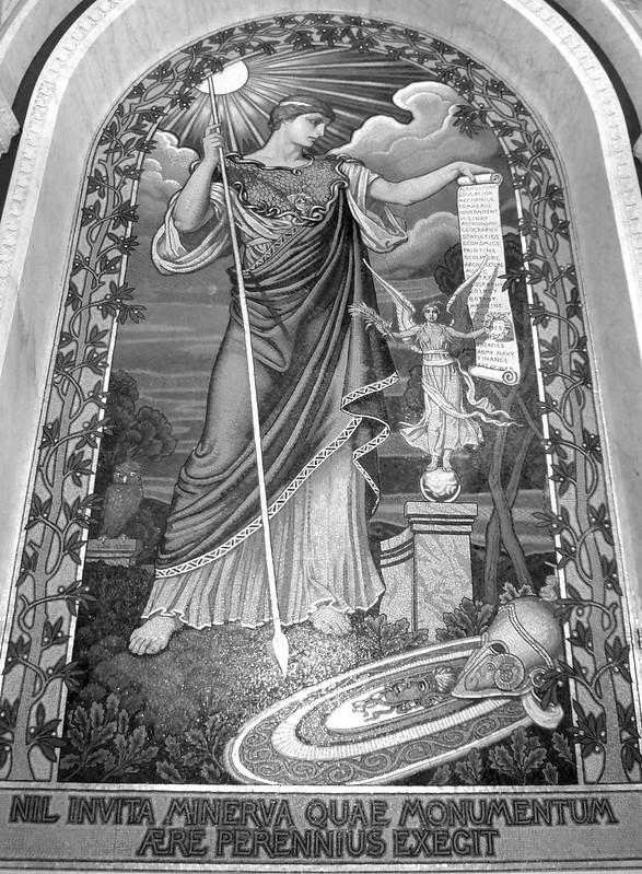 Minerva of Wisdom