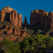Cathedral Rock - Sedona by Jim Frazee