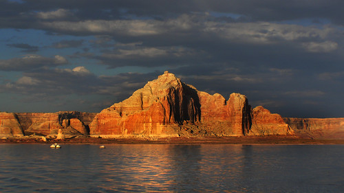 On Lake Powell (4)