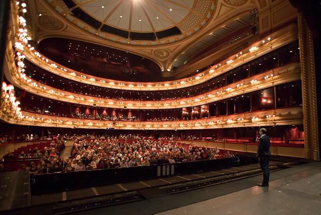 Royal Opera House In Numbers Annual Review 2011 12