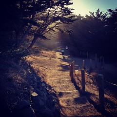 Trail of lands end