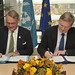UN Women and the European Commission sign a contribution agreement for the the new joint regional programme Spring Forward for Women