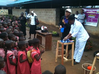 2012 Global Handwashing Day