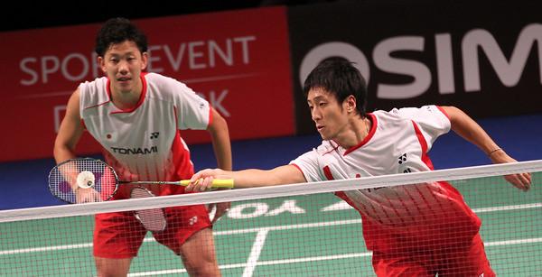 Denmark Open 2012