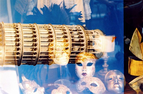 pisa/venetian masks by xzoeagx