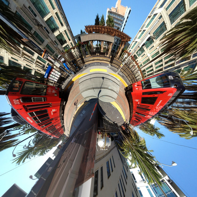 Tiny Planet Demo MTS