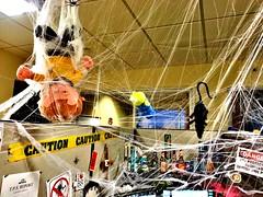 My Halloween cubicle 2012