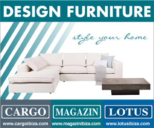 Design Furniture at Magazin, Lotus and Cargo