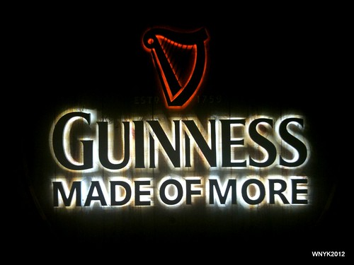 Guinness by williamnyk