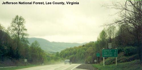 Lee County VA