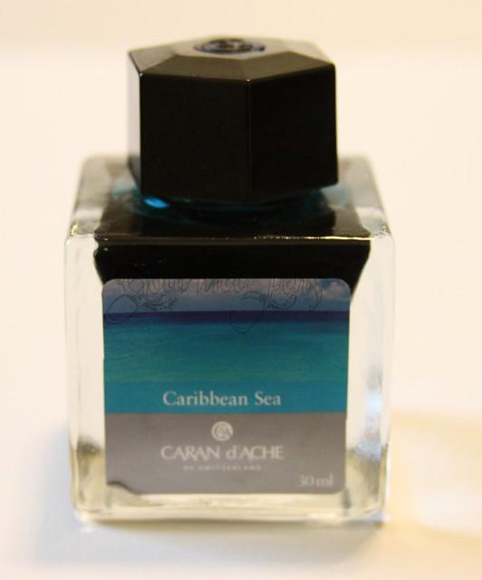 Caran d'Ache Caribbean Sea